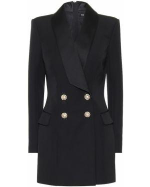 Платье мини платье-пиджак французский Balmain