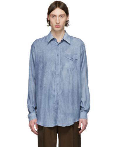 Koszula z długim rękawem długa rama Schnaydermans
