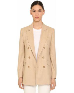 Пиджак шерстяной кашемировый Max Mara