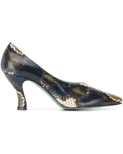 Туфли-лодочки на каблуке Paola D'arcano