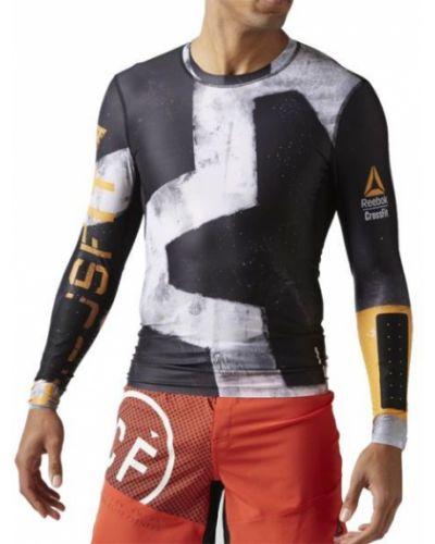 Спортивная футболка футболка-сетка компрессионная Reebok