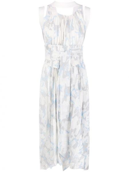 Платье миди с открытой спиной с пайетками Atu Body Couture