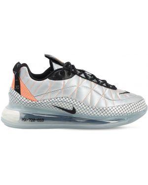 Кроссовки на шнуровке с логотипом Nike