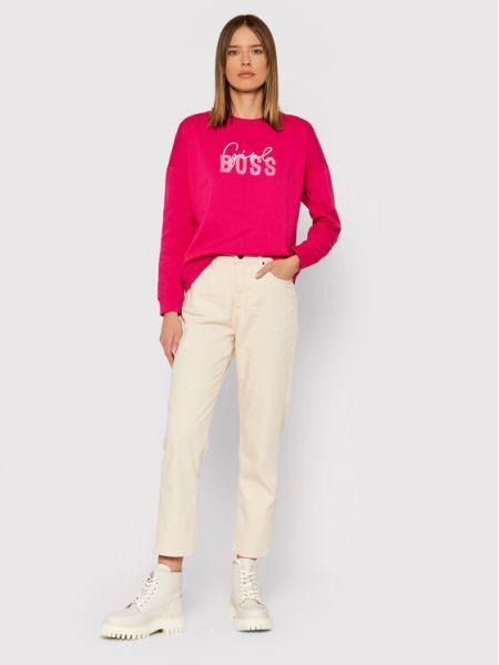 Dres - różowy Vero Moda