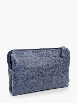 Синяя сумка летняя Duffy
