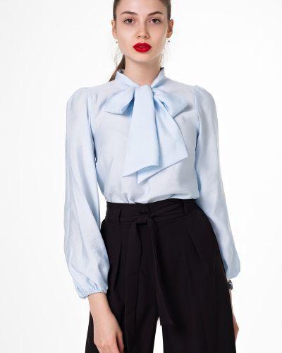 Блузка на резинке с бантом Victoria Filippova