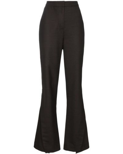 Расклешенные брюки Wright Le Chapelain
