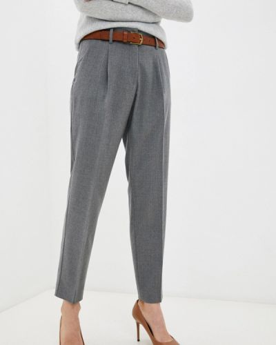 Классические брюки - серые Weekend Max Mara