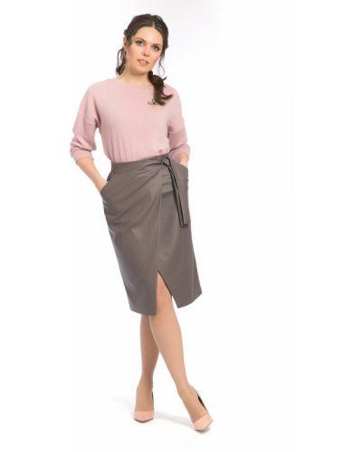 f8c9721d10b Кожаные юбки с запахом - купить в интернет-магазине - Shopsy