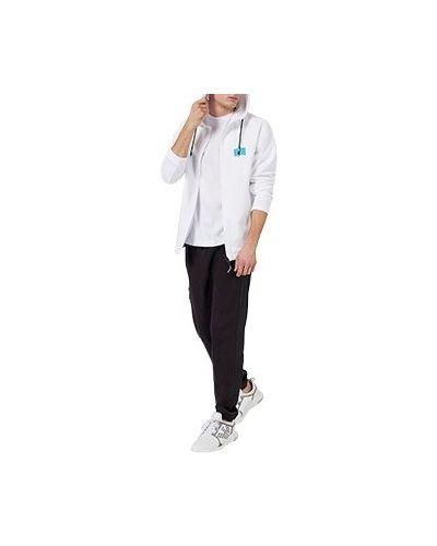 Костюмный хлопковый спортивный костюм Ea7