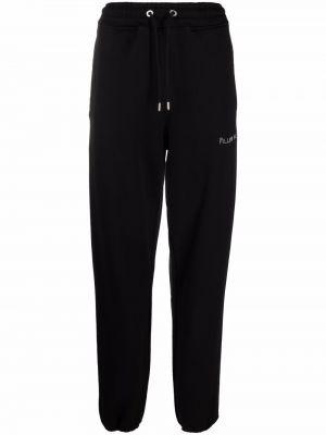 Хлопковые спортивные брюки - черные Filling Pieces