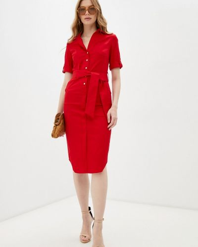 Платье - красное Katya Erokhina