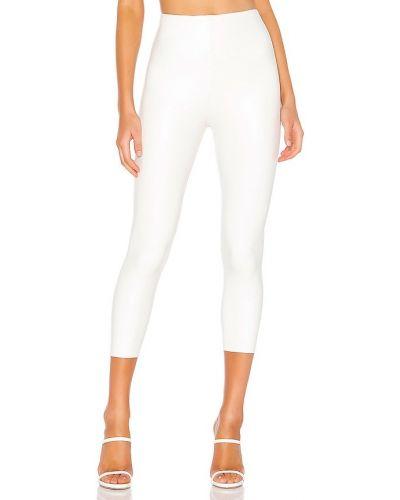 Biały biznes włókienniczy spodnie capri Commando