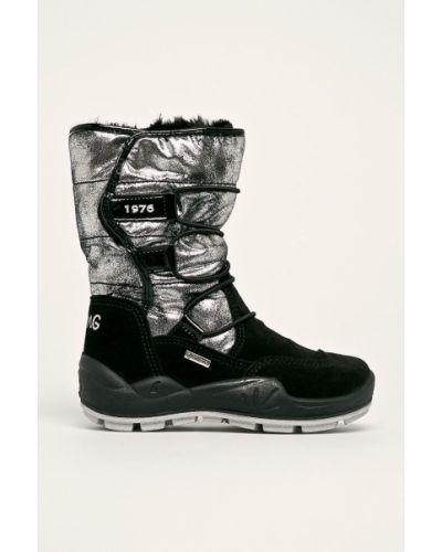 Ботинки черные Primigi