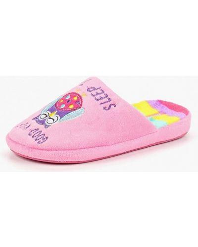 Тапочки искусственный розовый Beppi