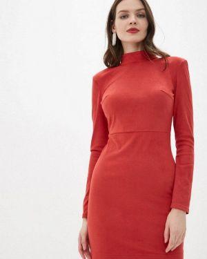 Кожаное платье Gepur