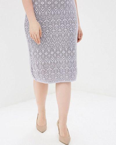 Юбка - фиолетовая Milana Style