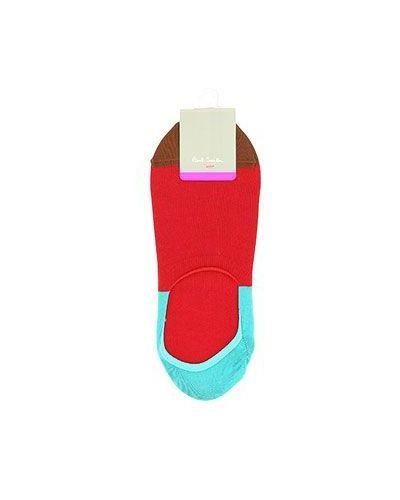 Красные носки Paul Smith