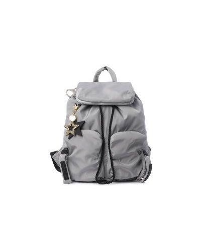 Серый рюкзак See By Chloé