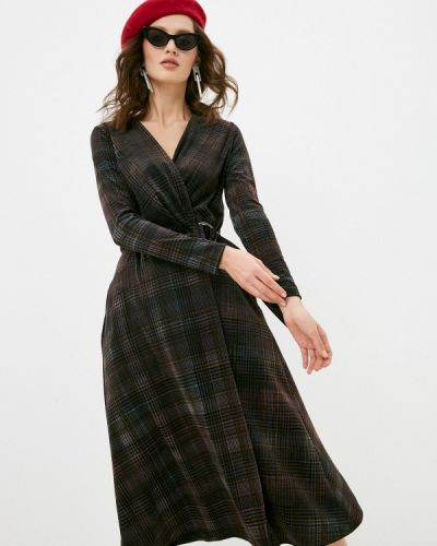 Платье - коричневое Alina Assi