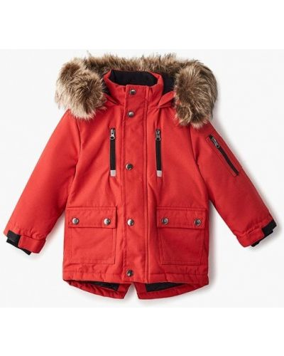 Красная куртка Modis