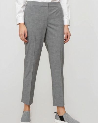 Классические брюки серые Bizzarro