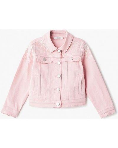 Джинсовая куртка весенняя облегченная Zarina