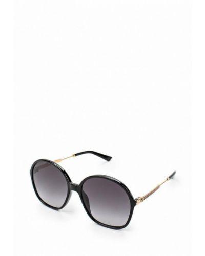 Солнцезащитные очки круглые Gucci