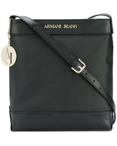 Сумка через плечо из полиэстера с логотипом Armani Jeans