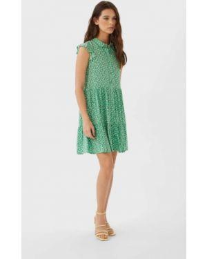 Платье мини платье-рубашка Stradivarius