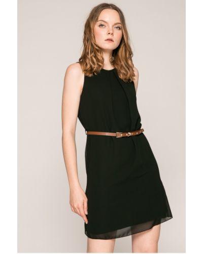 Платье мини однотонное прямое Haily's