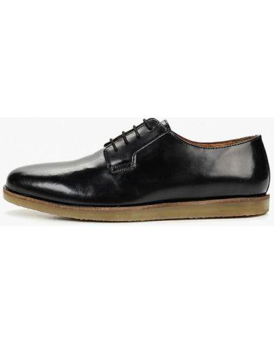 Туфли черные Zign