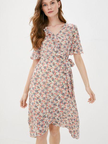 Платье прямое осеннее Sweewe