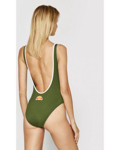 Strój kąpielowy, zielony Ellesse