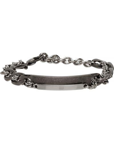 Bransoletka łańcuch srebrna Dheygere