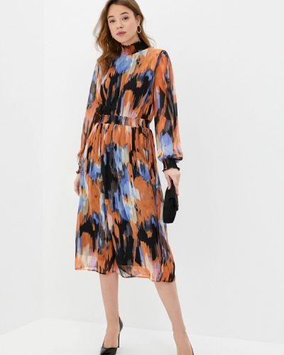 Разноцветное платье Soaked In Luxury