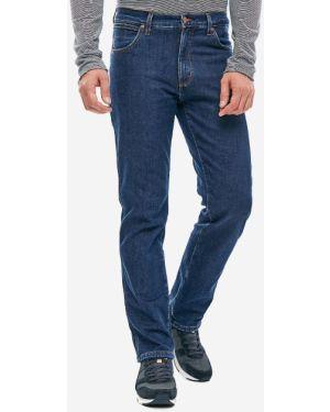 Прямые джинсы на флисе с подкладкой Wrangler