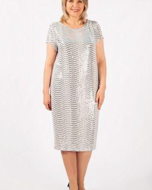 Платье мини на торжество платье-сарафан милада