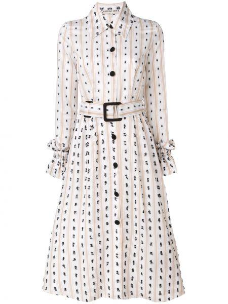 Расклешенное классическое платье Edeline Lee