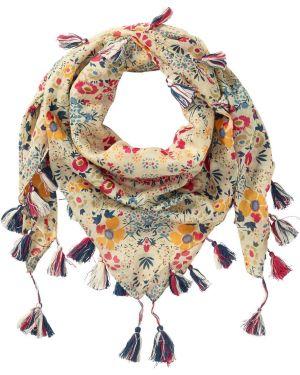 Бежевый платок носовой Bonprix