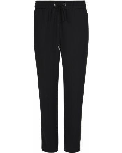 Черные брюки Cappellini