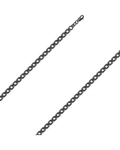 Цепочка - черная красцветмет