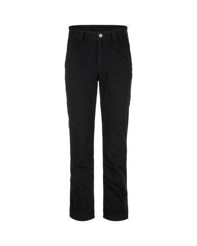 Спортивные брюки утепленные черные Columbia
