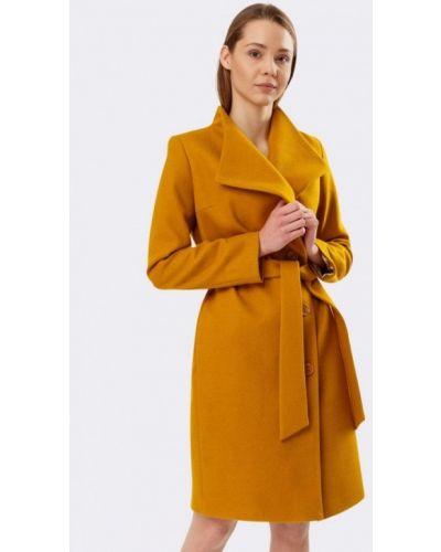 Пальто весеннее демисезонное Cat Orange