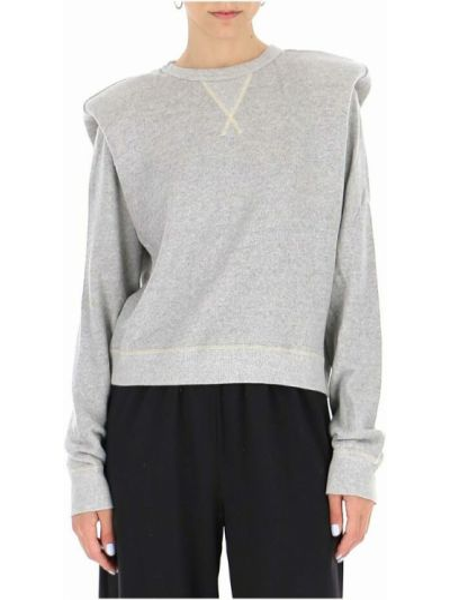 Szary sweter R13