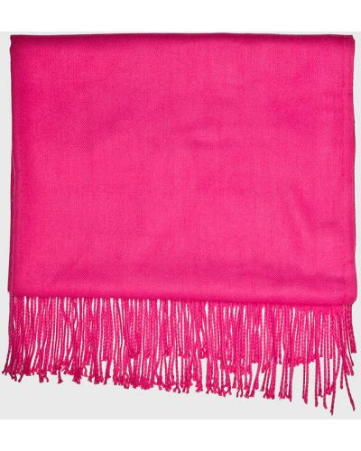 Шарф розовый фуксия Answear