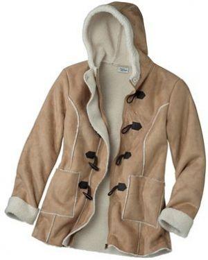 Куртка с капюшоном утепленная бархатная Atlas For Men