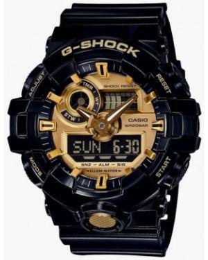 Часы черный стрелочные Casio