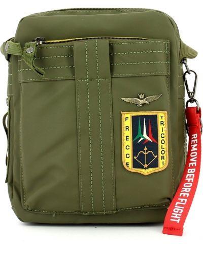 Zielona torebka Aeronautica Militare