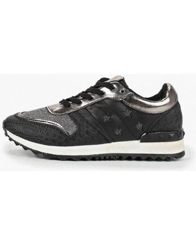 Кожаные кроссовки - черные Dino Albat